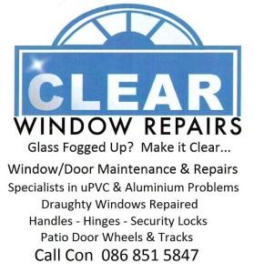 clear window repairs